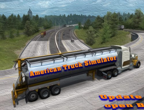 American Truck Simulator Update 1.36 Open Beta