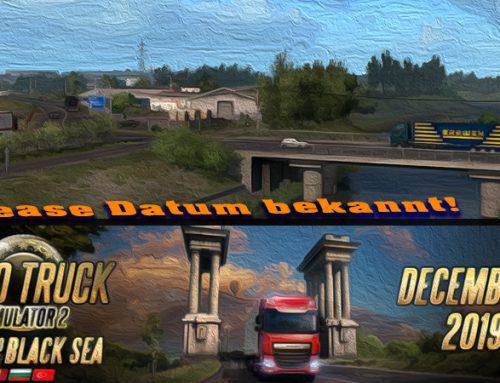 Euro Truck Simulator 2 — Road To The Black Sea Addon Releasedatum