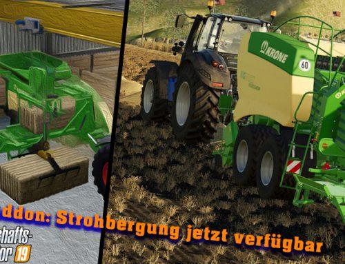 LS19 – Addon Strohbergung