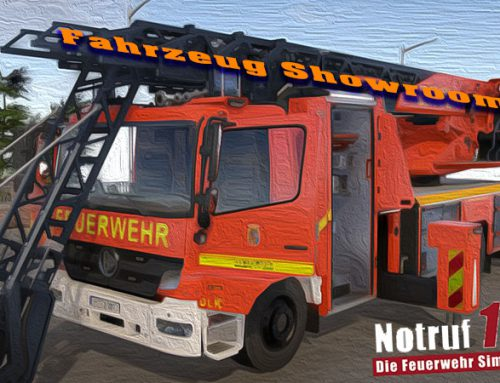 Notruf 112 Die Feuerwehr Simulation 2  – Showroom