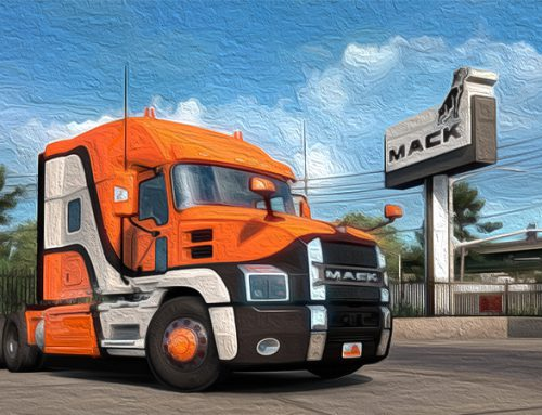American Truck Simulator – Mack Anthem®