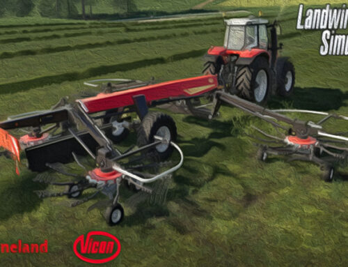 LS19 – Kverneland & Vicon Equipment Pack