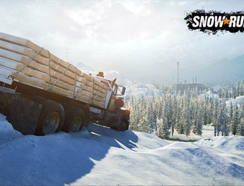 SnowRunner – Auf in die Wildnis! Offroad-Simulation ab sofort erhältlich!