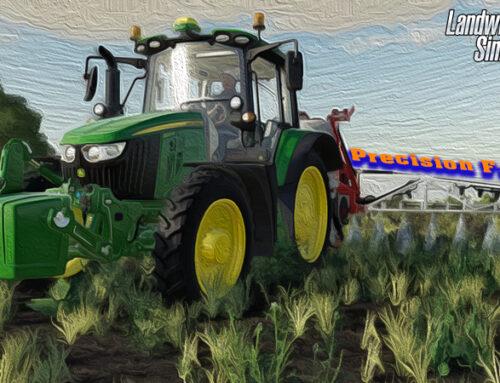 LS19 – Precision Farming Projekt