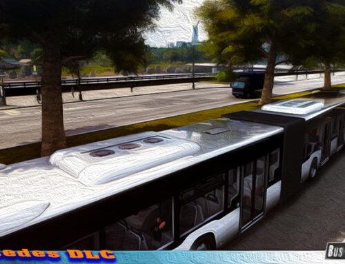 Neue Busse für Seaside Valley: Mercedes-Benz Bus Pack 1-DLC ab sofort verfügbar!