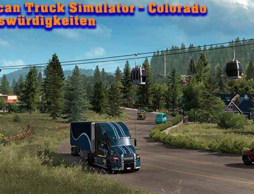 ATS Colorado: Sehenswürdigkeiten