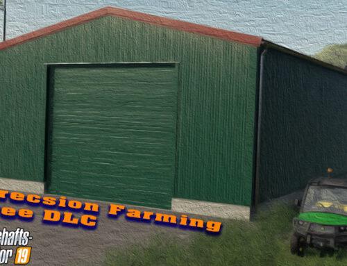 LS19 Precision Farming – Termin für den kostenlosen DLC
