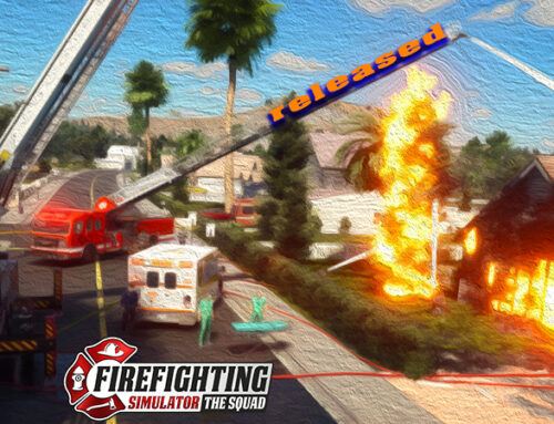 Firefighting Simulator – The Squad Release