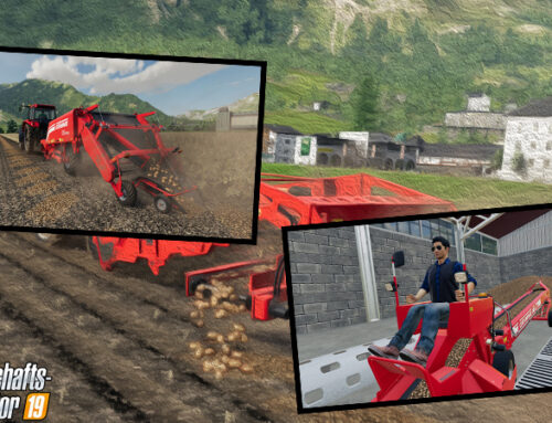 LS19 GRIMME Equipment Pack – Release am 26. Januar